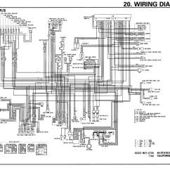 2006 Honda Civic Headlight Wiring Diagram 8 Wire Thermostat Vtx 1300 Free Engine Image