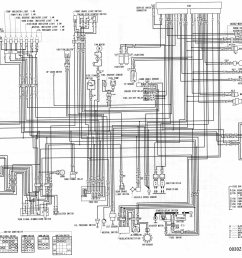 2002 road king wiring schematic [ 2500 x 1925 Pixel ]