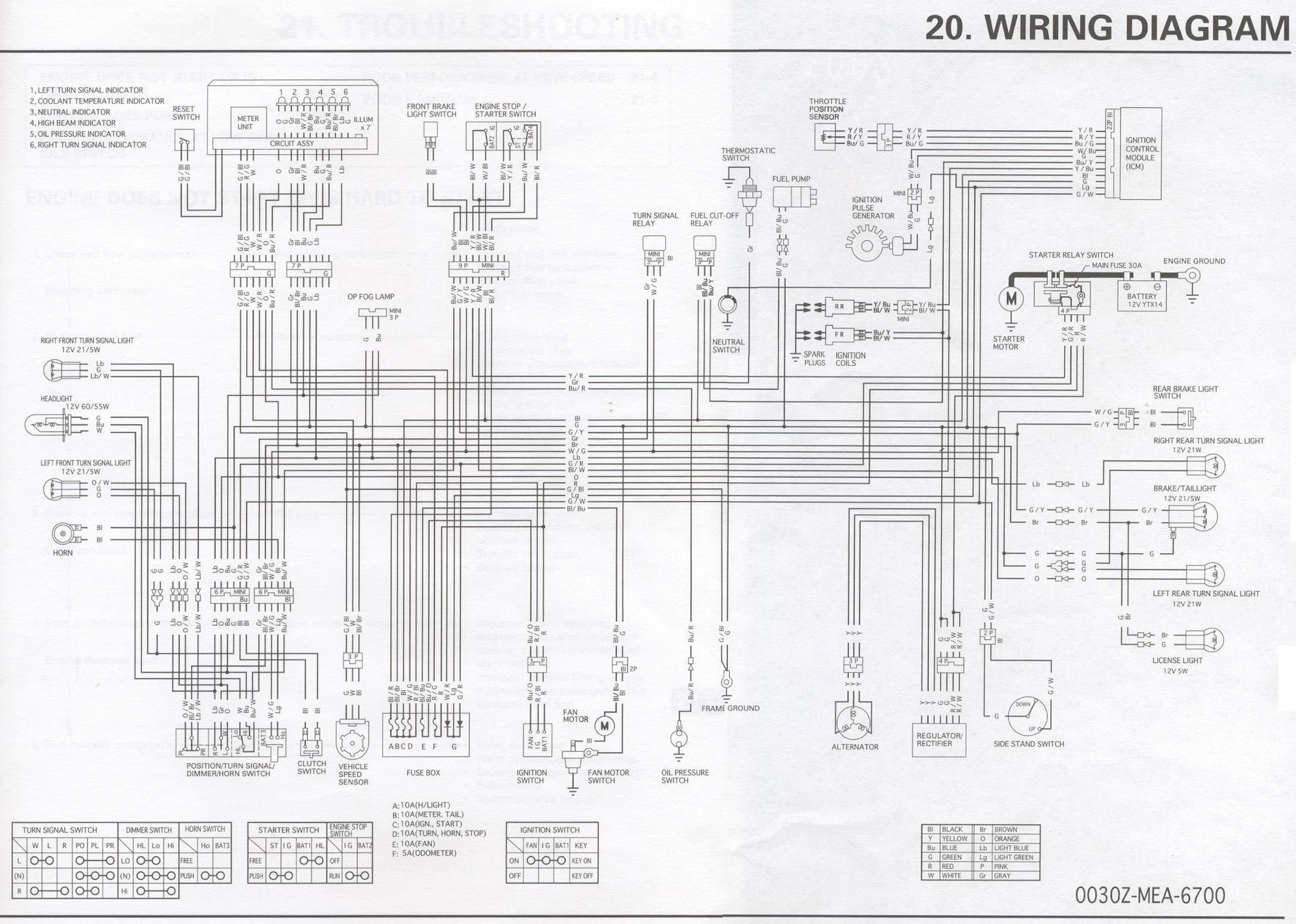 2003 honda vtx 1300 headlight wiring diagram relay symbol also 2007 get free image