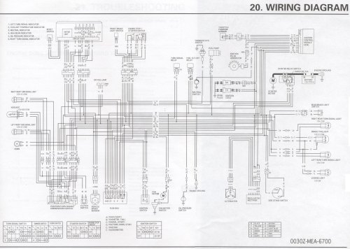 small resolution of motorcycle wire schematics bareass choppers motorcycle tech pageshonda vtx 1300 wiring diagram 10