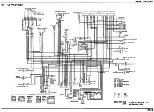 small resolution of 04 05 vtx 1800n schematic