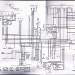 Reading A Motorcycle Wiring Diagram Venn Syllogism Wire Schematics « Bareass Choppers Tech Pages