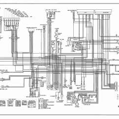 2007 Honda Vtx 1300 Wiring Diagram 6 Pin To 7 Trailer Motorcycle Wire Schematics  Bareass Choppers
