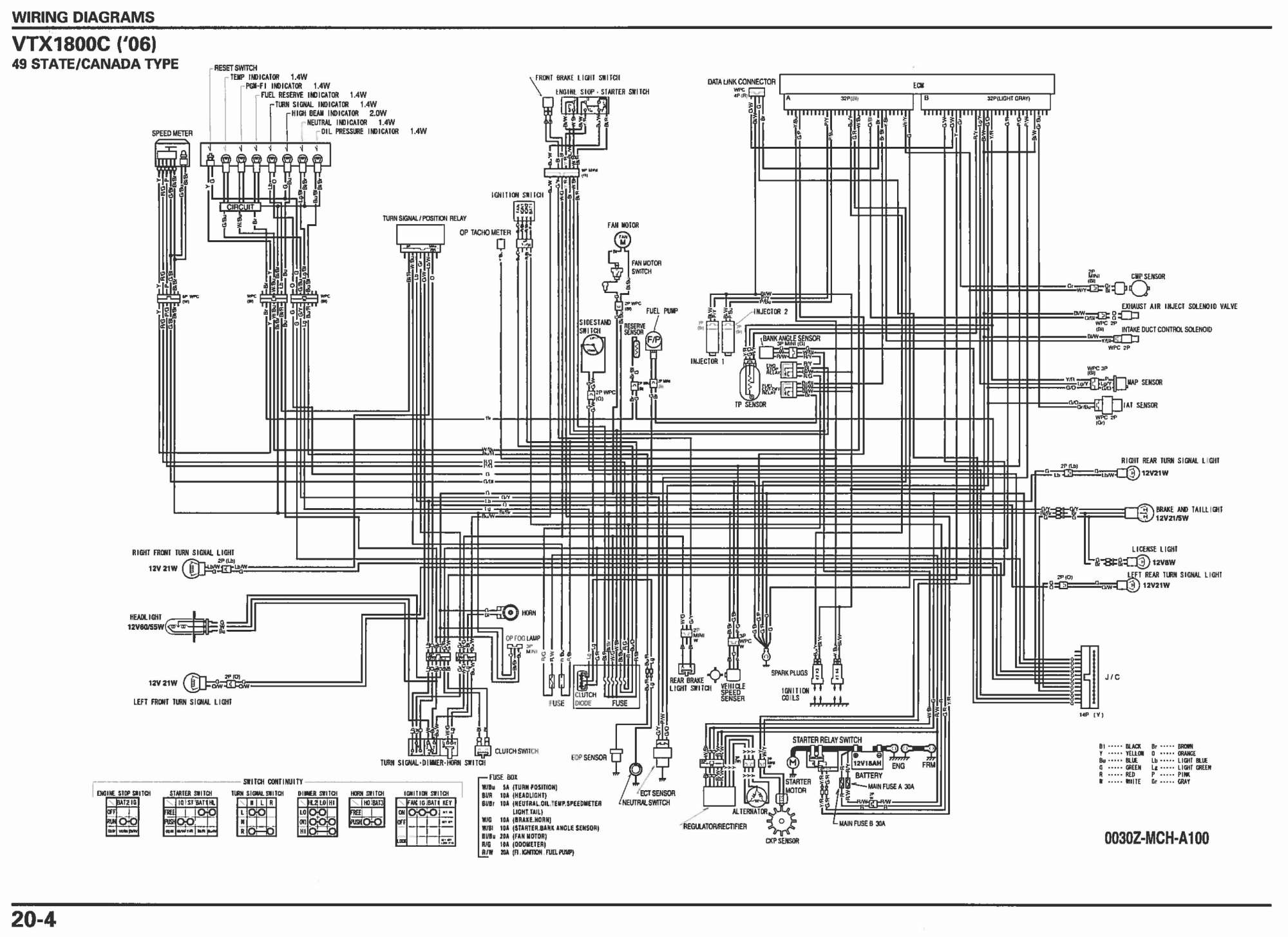hight resolution of honda em6500sx generator wiring schematic wiring library 12 lead generator wiring diagrams honda generator wiring schematic