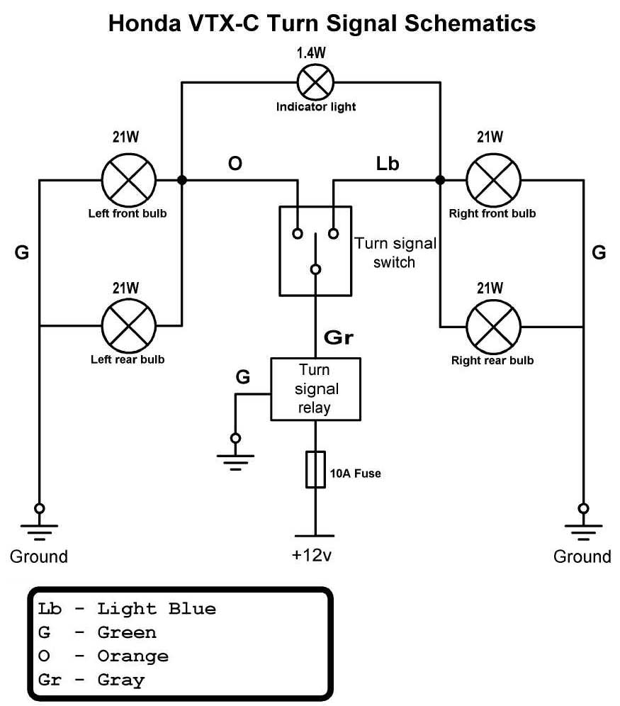 hight resolution of turn signal schematic wiring diagram third level led turn signal wiring diagram yamaha virago 12v led turn signal wiring diagram