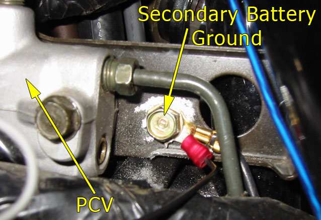 Honda Vtx Wiring Diagram Ground Fix For Vtx 1800 171 Bareass Choppers Motorcycle