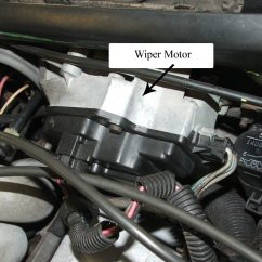 Ford Focus Wiper Motor Wiring Diagram Gibson Les Paul Traditional Cadillac Vacuum Auto