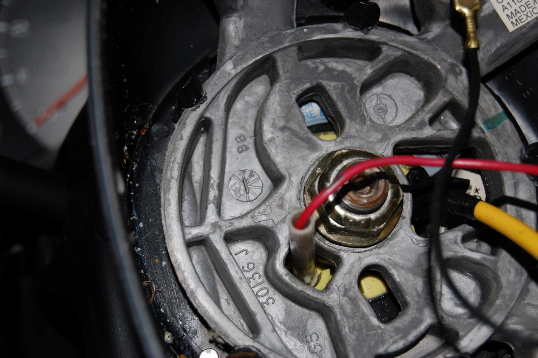 citroen c5 airbag wiring diagram 3 overlapping circles horn switch fix cc tech