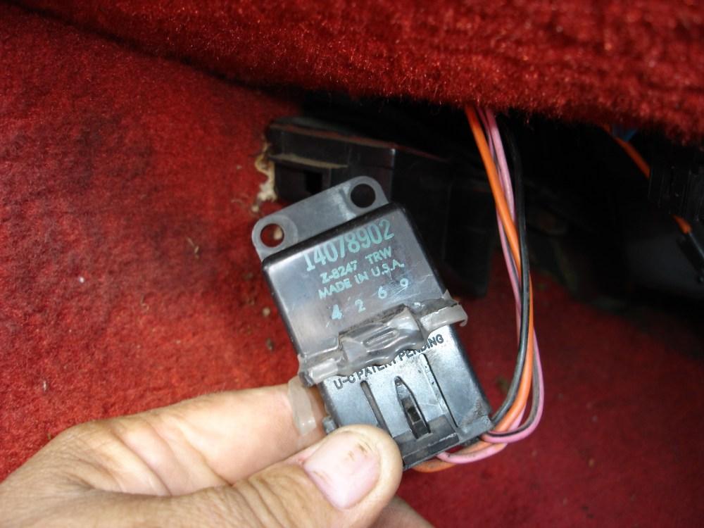 medium resolution of replacing 84 96 bose speakers amps cc tech c4 corvette bose radio wiring