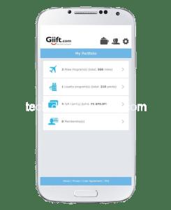 Giift - Smart Phone Voucher