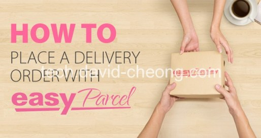 Easy parcel howto