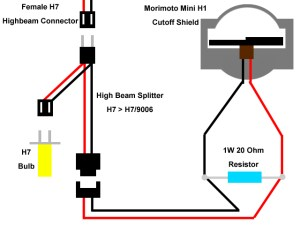 Official B5 A4  S4 Headlight and HID Thread  Page 7
