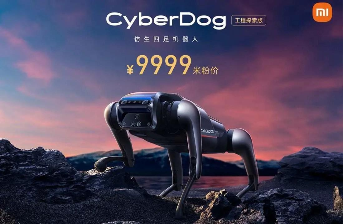 CyberDog from Xiaomi