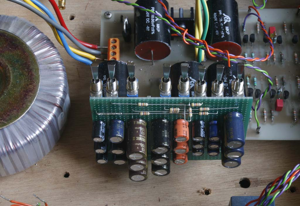 High End Audio Electrolytic Capacitors