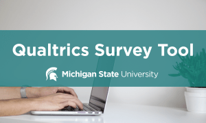 qualtrics survey tool