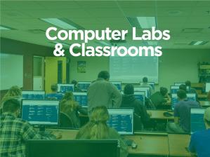 Computer Labs & Classroom upgrades