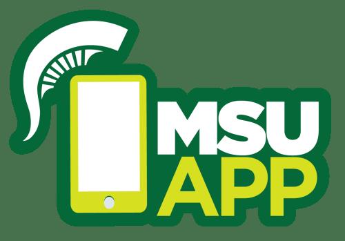 The MSU App logo