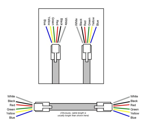 small resolution of 6p6c wiring diagram