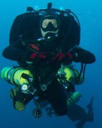 John Ozog - Underwater
