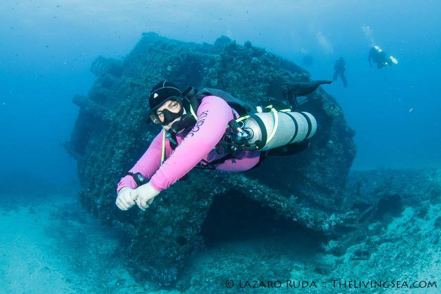 Technical Diving Sites South Florida