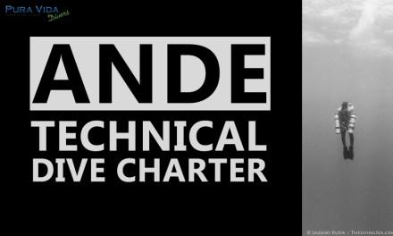 OCT 6: ANDE TEC CHARTER