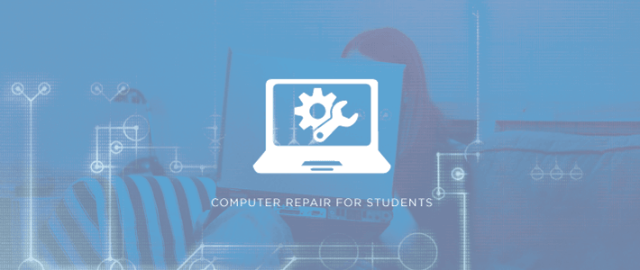 Computer Repair Students  University IT