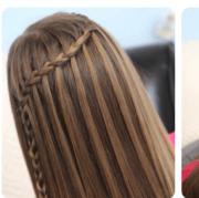 feather braid uyeda