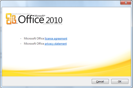 MS OFFICE 2010 Preview Leaks