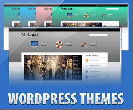 Matapat WordPress Theme