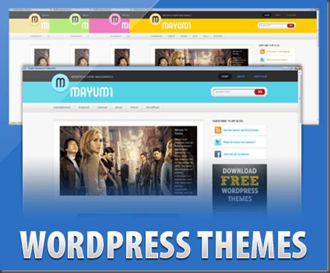 Mayumi WordPress Theme