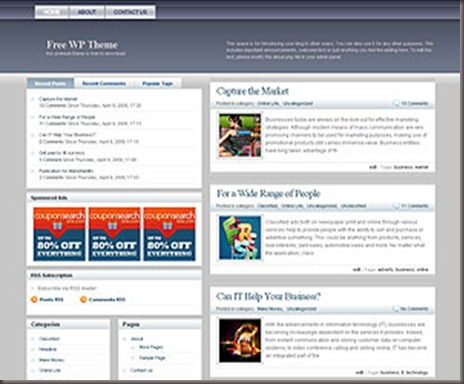 Solio WordPress Theme