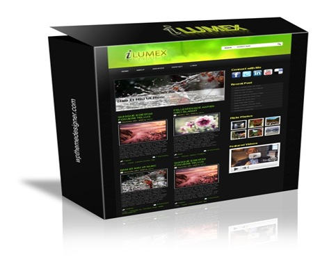 ilumex wordpress theme
