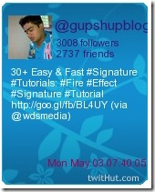 Twitter Signature 160x200