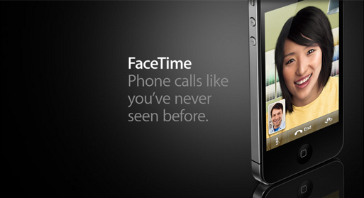 iPhone 4 FaceTime