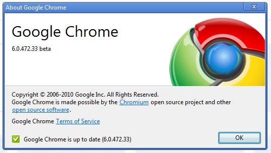 Chrome 6