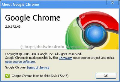 Google Chrome 2.172.0.43