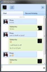 rockmelt browser facebook chat