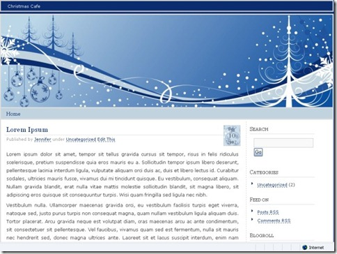 10_Chistmas_Cafe_WordPress_Theme