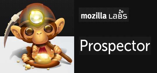 mozilla labs firefox prospector