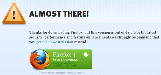 firefox 3.5 communication what's new