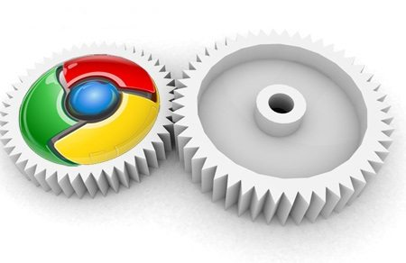 google chrome customizing