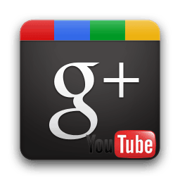 Google+  Youtube