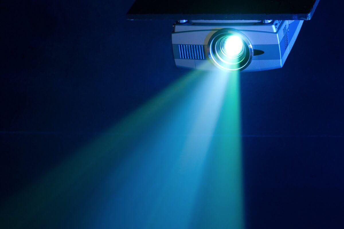 5 best outdoor projector for daylight