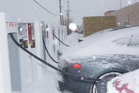 Can Electric Cars Drive in the Snow