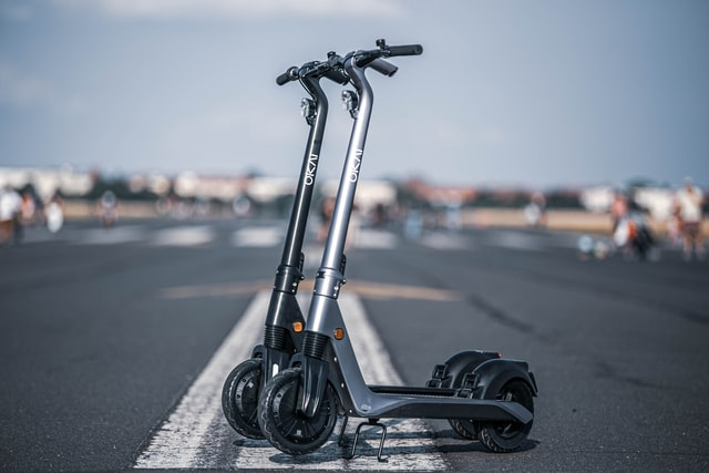 IP rating in electric scooters