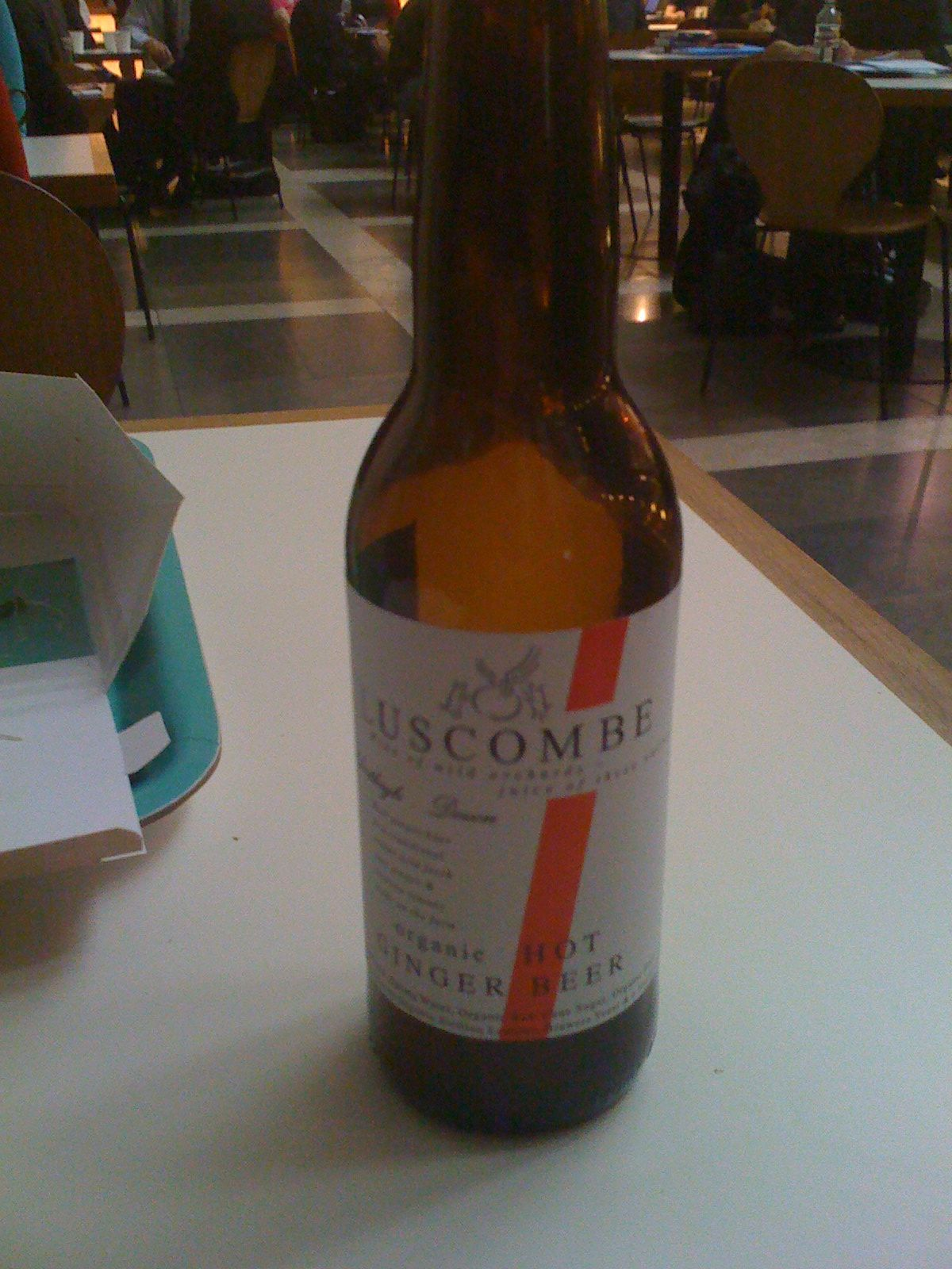 Luscombe's Ginger Beer