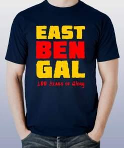 East Bengal 100 Years of Glory T-Shirt