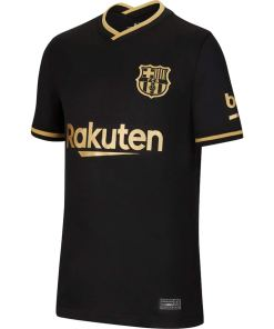 FC Barcelona Away Football Jersey With Shorts 2020-21