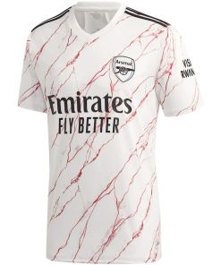 Arsenal FC Away Football Jersey with Shorts 2020-21