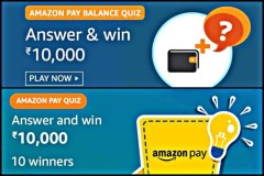 Amazon Pay Quiz